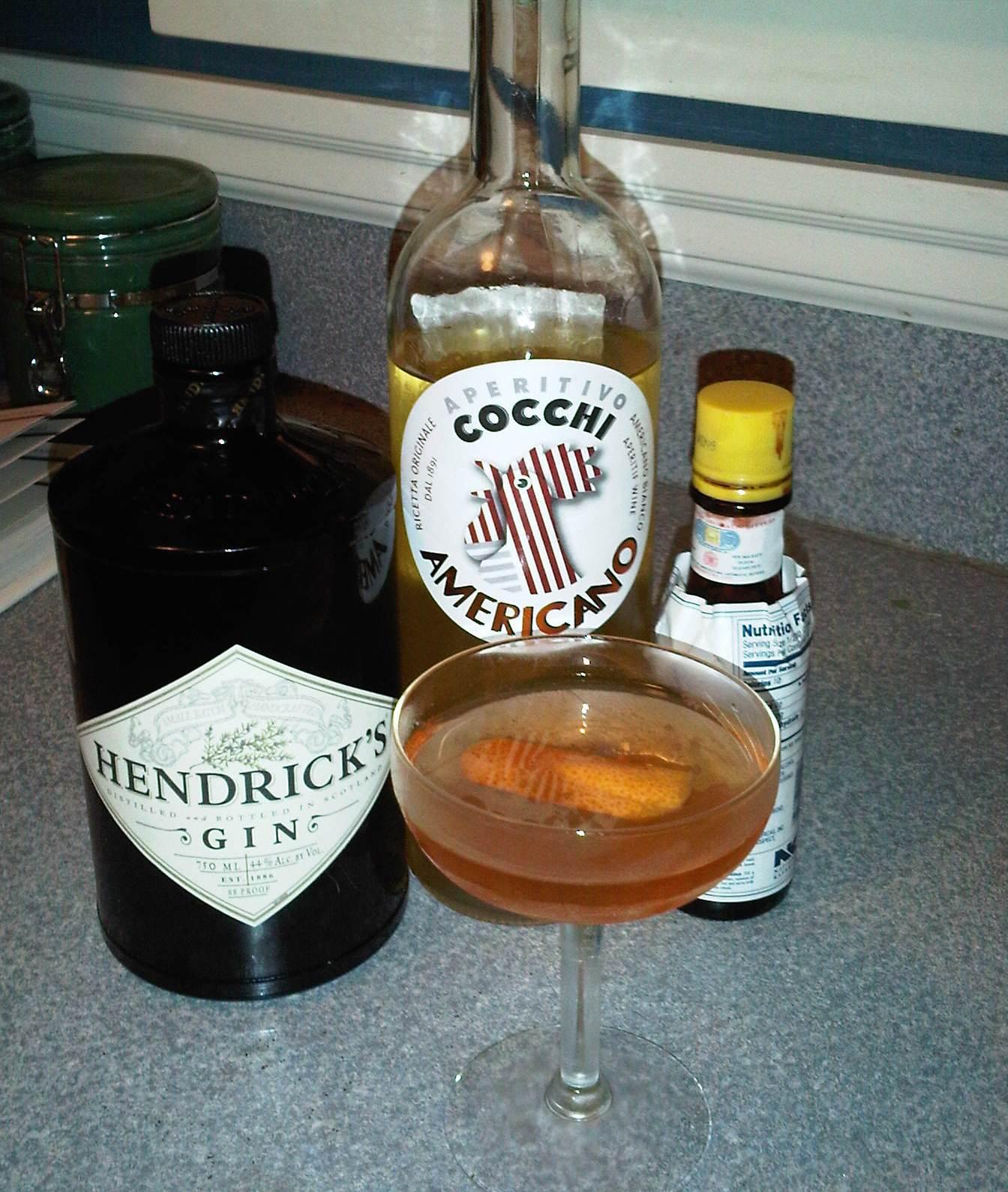 Americano Ricetta Angostura.Bich S Special The Great Secret 2 Oz Gin 1 Oz Cocchi Americano Dash Ango Bitters Localwineco Hendricksgin Craft Cocktails